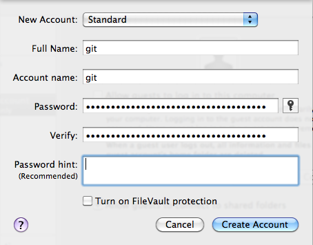 How To Set Up A Secure Git Server At Home (OSX) — Tom Dalling