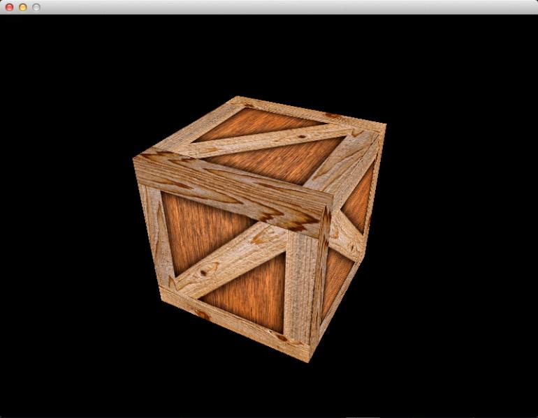 Modern OpenGL 03 - Matrices, Depth Buffering, Animation — Tom Dalling